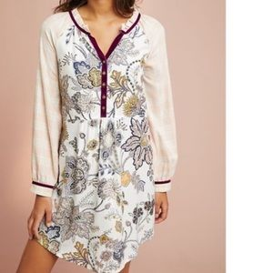 Floreat from Anthropologie night gown